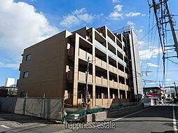 神奈川県相模原市南区東林間1丁目の賃貸マンションの外観