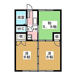 東仙台駅 4.4万円