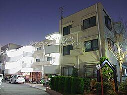 サンパティオアネックス[1階]の外観