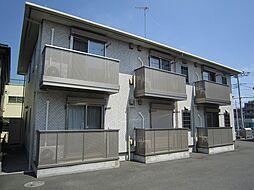 神奈川県藤沢市善行7丁目の賃貸アパートの外観