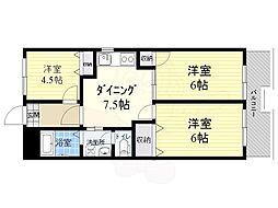 上石神井駅 11.3万円