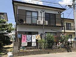 中里荘[2階]の外観