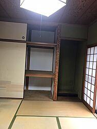 近鉄生駒線 竜田川駅 徒歩12分 5LDKの居間