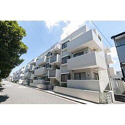 神奈川県川崎市中原区木月3丁目の賃貸マンションの外観