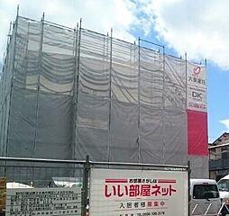 千葉県松戸市栄町1丁目の賃貸アパートの外観