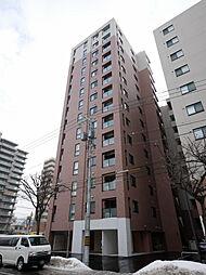 ラ・クラッセ札幌ステーションルミエール[302号室号室]の外観