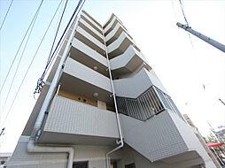 愛知県名古屋市東区車道町3丁目の賃貸マンションの外観
