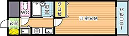 ライオンズマンション皇后崎公園(分譲賃貸)[3階]の間取り