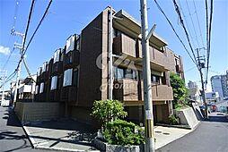 兵庫県神戸市須磨区月見山町2丁目の賃貸マンションの外観
