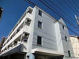 埼玉県さいたま市南区辻7丁目の賃貸マンションの外観