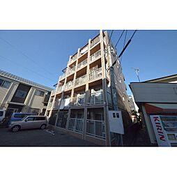 福岡県福岡市南区高木3丁目の賃貸マンションの外観