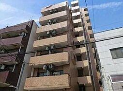 東京都八王子市八木町の賃貸マンションの外観