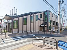 駅 560m 多磨霊園駅