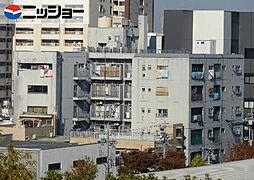 双栄ビル[3階]の外観