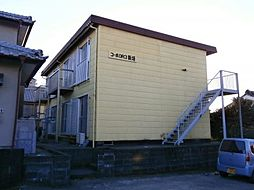コーポOR3新垣[201号室]の外観