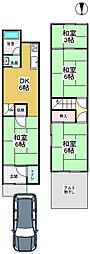一戸建て(竹田駅から徒歩19分、52.29m²、880万円)