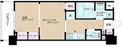 神奈川県横浜市中区長者町4丁目の賃貸マンションの間取り