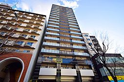 大阪府大阪市浪速区桜川2-の賃貸マンションの外観