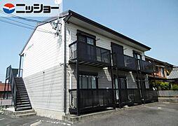 サン・friendsP1新町[1階]の外観