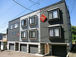 アークガーデン西岡[3階]の外観