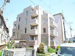 大阪府大阪市生野区生野西1丁目の賃貸マンションの外観
