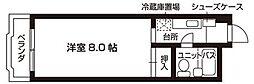ダイヤモンドパレス堀川[402号室号室]の間取り
