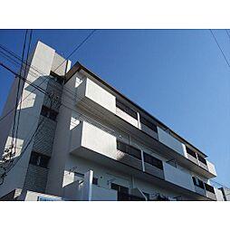 徳川園ウエストマンション[4階]の外観