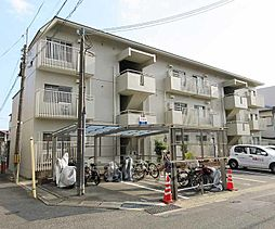 京都府京都市山科区東野南井ノ上町の賃貸マンションの外観