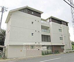 京都府京都市伏見区小栗栖岩ケ淵町の賃貸マンションの外観