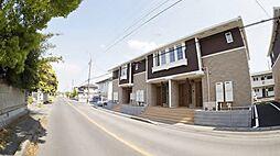 千葉県茂原市東部台2の賃貸アパートの外観