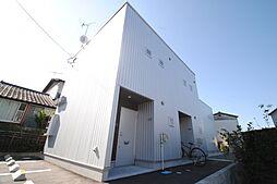 ohasu白山[1号室]の外観