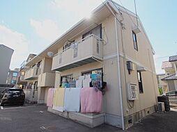 セジュール岡村A棟[102号室]の外観
