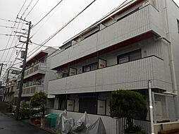 神奈川県横浜市港北区高田西2丁目の賃貸マンションの外観