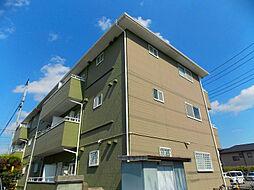 ロキシーリヴェール[3階]の外観