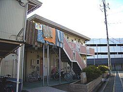 サンシティ西田[2階]の外観