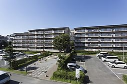 UR千葉ニュータウンプラザ西白井2番街[4-205号室]の外観