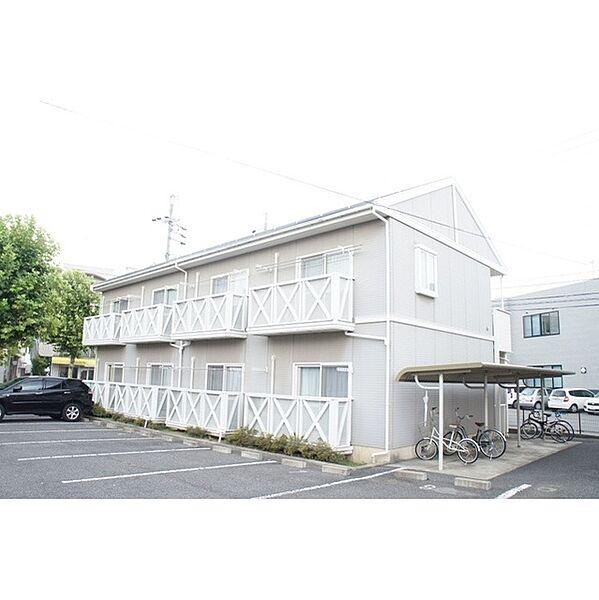 レーベン美里 B棟 1階の賃貸【長野県 / 長野市】