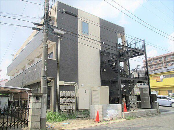 埼玉県狭山市新狭山3丁目の賃貸アパートの画像