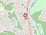 地図,2LDK,面積47.5m2,賃料4.7万円,バス じょうてつバス藻南公園下車 徒歩3分,,北海道札幌市南区川沿九条2丁目2番3号