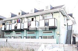 リバーウェイ[2階]の外観