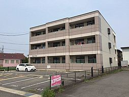 愛知県海部郡大治町大字三本木字西之川の賃貸マンションの外観