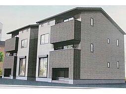 姫小川町新築アパート東棟[102号室]の外観
