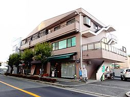 道端ビル[3階]の外観