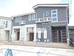 愛知県名古屋市天白区植田東3の賃貸アパートの外観