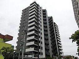 茨城県つくば市竹園1丁目の賃貸マンションの外観