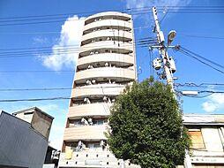 大阪府大阪市東成区大今里4丁目の賃貸マンションの外観