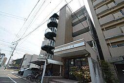ミレニアム八田[3階]の外観