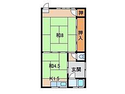 加太駅 2.9万円