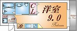 ジュリア須磨浦I[1階]の間取り