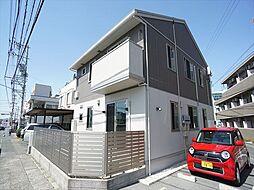[テラスハウス] 静岡県浜松市中区住吉3丁目 の賃貸【/】の外観